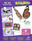 Shrinky Dinks Ink Jet Creative Pack 6 Printable Sheets NEW