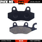 Motorcycle Rear Brake Pads for NIPPONIA Brio 125 4T 2012 2013 2014 2015