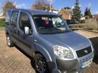 Fiat Doblo Dynamic 14 Wheelchair Accessible Vehicle 2009 WAV Mobility Van