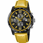 New Festina Chronograph  'The Originals Tour Of Britain ' Watch Yellow  F20339/3