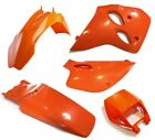 Plastic Set KTM Lc4 from 94 Orange Plastic Kit 400 620 EGS Fairing