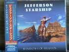 JEFFERSON STARSHIP-Windows Of Heaven-1999 CD Japan