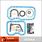 Lower Gasket Set Fit 93 97 Geo Prizm Toyota Celica Corolla 18 7AFE
