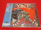 Y&T - Black Tiger [Remaster] (CD, Nov-2002) - JAPAN CD - UICY-3737