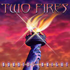 TWO FIRES - BURNING BRIGHT - KEVIN CHALFANT - RARE NEW SEALED CD