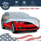 Fit For Ford Mustang Car Cover - Ultimate Full Custom-fit All Weather Protection