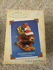 2004 Hallmark Downhill Delivery Nick & Christopher 1st in series Ornament