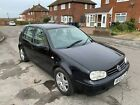 2002 02 volkswagen golf gt tdi 130 spares or repairs
