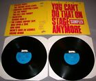 MINT LP Frank Zappa You Cant Do That On Stage Anymore RARE UK Zappa label