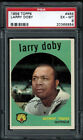 Top 10 Larry Doby Baseball Cards 20
