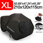 XL Waterproof Quad ATV Cover In Outdoor For Yamaha Honda Rain Dust Protector USA