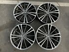 Four 2013 2016 Scion FR S FRS Subaru BR Z BRZ Factory 17 Wheels Rims OEM 69621