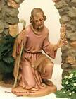 FONTANINI DEPOSE ITALY 75 SERIES JOSEPH 1983 NATIVITY VILLAGE FIGURE 52811