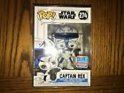 Funko Pop! Star Wars Captain Rex Fall Convention Exclusive #274 W Protector