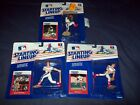 Three 1988 California Angles Starting Lineup Unopened Figures