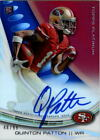 2013 Topps Platinum Football Rookie Autographs Short Prints and Guide 69