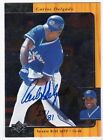 Carlos Delgado Cards, Rookie Card and Autographed Memorabilia Guide 12