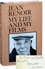 Jean Renoir MY LIFE AND MY FILMS Signed First Edition 1974 107841