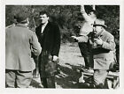 Jean Renoir ELUSIVE CORPORAL Original photograph from the set of the 140952