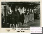 Jean Vigo ZERO FOR CONDUCT ZERO DE CONDUITE Collection of four 142664