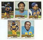 1975 Topps Football Cards 7