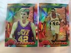1993-94 Topps Finest Basketball Cards 10