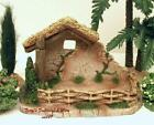 FONTANINI ITALY 5 PIG PEN PIGPEN NATIVITY VILLAGE 2018 BUILDING 55600 NIB