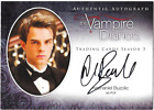 2011 Cryptozoic The Vampire Diaries Trading Cards 7