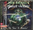 JACK RUSSELL'S GREAT WHITE-THE GAUNTLET-JAPAN CD F83