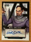 2012 Topps Star Wars Galactic Files Autographs Guide 24