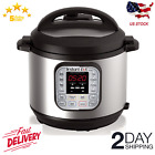 Instant Pot DUO60 6Qt 7-in-1 Multi-Use Programmable Pressure Cooker, Rice Cooker