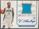 VICTOR OLADIPO 2014-15 NATIONAL TREASURES SNEAKER SWATCHES PATCH AUTO # 49