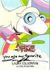 Mathematical! 2014 Cryptozoic Adventure Time Autographs Gallery, Guide 22