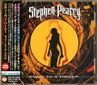 STEPHEN PEARCY-VIEW TO A THRILL-JAPAN CD BONUS TRACK F83