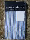 NEW* POLO RALPH LAUREN UNDERWEAR WOVEN BOXER MENS 30 Blue Striped