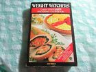 Vintage 1986 1st Print Weight Watchers Program Cookbook by Jean Nidetch