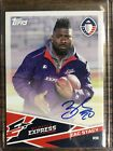 2019 Topps Alliance of American Football AAF Cards 24