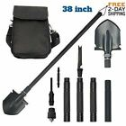 Military Folding Shovel Pickax Multi Functional Outdoor Survival Tool Garden