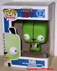 Funko Pop Invader Zim Vinyl Figures 5