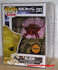 FUNKO POP 2016 MOVIES INDEPENDENCE DAY ALIEN #283 CHASE Vinyl Figure IN STOCK