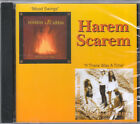 HAREM SCAREM - MOOD SWINGS/IF THERE WAS A TIME CD NEW & SEALED