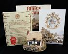 Rare 1987 Lilliput Lane Cottage Riverview  Mint in box with Deeds Undisplayed