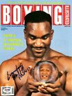 Evander Holyfield Boxing Cards and Autographed Memorabilia Guide 37