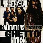 Warrior Soul - Salutations from the Ghetto Nation CD #G2086