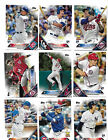2016 Topps Baseball Complete Set - 65th Anniversary Online Exclusive 33