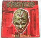 KREATOR VIOLENT REVOLUTION CD JEWEL CASE MADE IN BRAZIL 1st PRESSING 2001