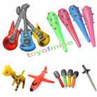 Multi Style Inflatable Microphones Toys For Kids Party Favors baby funny colors