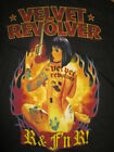 2005 VELVET REVOLVER MED T Shirt SLASH Duff McKagan Scott Weiland Matt Sorum