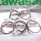 Kawasaki NEW H1 500,KH500 Complete Set of Black Cables ! ! (5pieces)