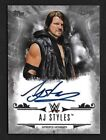 2016 Topps WWE Undisputed Wrestling Cards 10